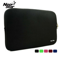 Zipper Sleeve Laptop Bag Case For Mac book Air Pro Retina 11 13 15  Carry Bags Cover For Lenovo For ASUS For Ultrabook Notebook