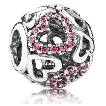 Authentic Pandora Jewelry - Falling in Love