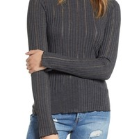 Project Social T Tyne Ribbed T-Shirt | Nordstrom