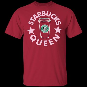 Starbucks Queen T-Shirt