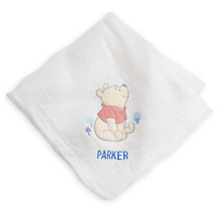 Winnie the Pooh Blanket for Baby - Personalizable
