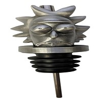 Rick and Morty - Rick Head Wine Stopper