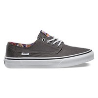 Vans Ditsy Floral Brigata Slim Womens Shoe (Pewter) Shoes Womens Shoes at 7TWENTY Boardshop, Inc