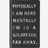 Star Wars Physically Here Journal