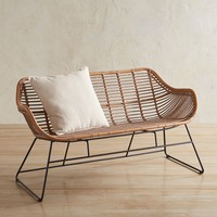 Haven Sand Settee