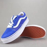 Vans Old Skool Women Men Fashion Casual Canvas Shoes-8