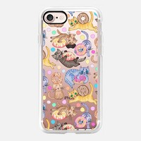Sprinkles on Donuts and Whiskers on Kittens iPhone 7 Case by Micklyn Le Feuvre | Casetify