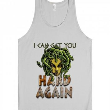 I can get you hard again - Tank Top
