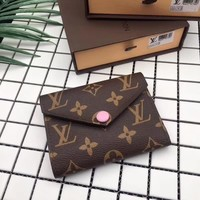Louis Vuitton Lv Monogram Victorine Wallet #2168