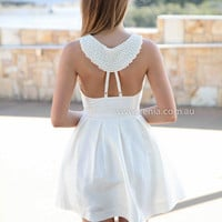 PRE ORDER - BREAKFAST AT TIFFANYS DRESS (Expected Delivery 30th May, 2014) , DRESSES, TOPS, BOTTOMS, JACKETS & JUMPERS, ACCESSORIES, 50% OFF SALE, PRE ORDER, NEW ARRIVALS, PLAYSUIT, COLOUR, GIFT VOUCHER, Australia, Queensland, Brisbane