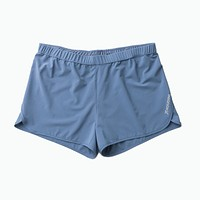 Women's Light Shorts, Sorrow Blue