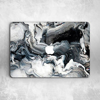 Illusion Marble Hard Cover Case For Apple Macbook Pro Retina Air 11 12 13 15