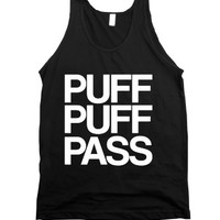 Black Tank | Fun Weed Shirts