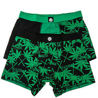 The Trees Boxer Briefs in Green