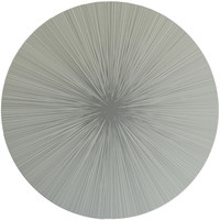 Place-Mat / Coaster Lines Silver
