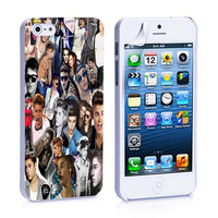 justin bieber collage iPhone 4s iPhone 5 iPhone 5s iPhone 6 case, Galaxy S3 Galaxy S4 Galaxy S5 Note 3 Note 4 case, iPod 4 5 Case