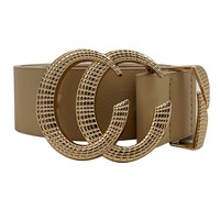 My Destiny Waist Belt  Mocha