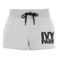 Logo Runner Shorts by Ivy Park | Topshop