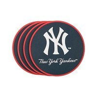 New York Yankees Coaster Set - 4 Pack