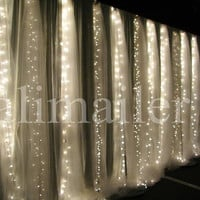 White 10M 100 LED Fairy Light String Christmas Party Xmas Lights Wedding Garden Outdoor Indoor