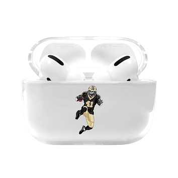 Alvin Kamara Saints Airpods Pro Case