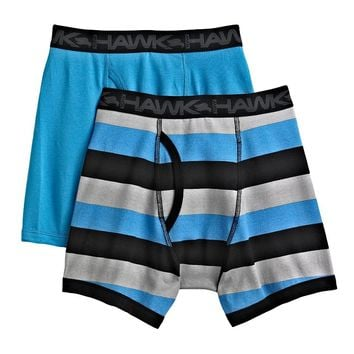 Tony Hawk 2-pk. Boxer Briefs - Boys 8-20|Tony Hawk 2-pk. Boxer Briefs - Boys 8-20