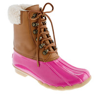 Sperry Top-Sider® for J.Crew short Shearwater boots - boots - Women's shoes - J.Crew