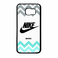 Nike Just Do It Chevron Samsung Galaxy S6 Case