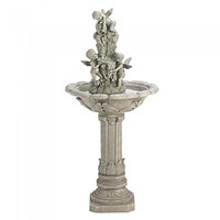 Playful Cherubs Fountain( INCL. Pump )