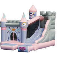 Walmart: KidWise Enchanted Princess Castle Bounce House