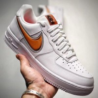 Trendsetter Nike Air Force 1 '07 LV8 3 3D Satin Women Men Fashion Casual Old Skool Shoes