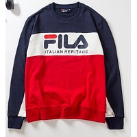 Fila Fashion Luxury mens designer hooded sweaters Hoodies Sweatshirts men women Pullover Fleece Top male Hip Hop Sportswear Hoodie