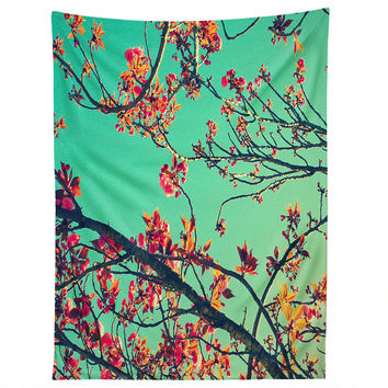Shannon Clark Summer Bloom Tapestry