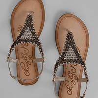 Naughty Monkey Embellished Sandal