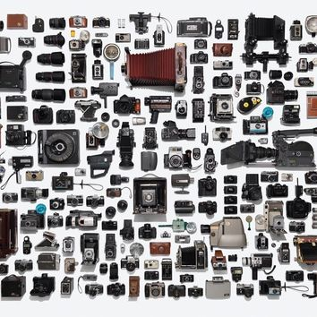 Camera Collection Puzzle