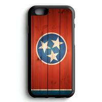 Tennessee Flag On Wood iPhone 4s iphone 5s iphone 5c iphone 6 Plus Case | iPod Touch 4 iPod Touch 5 Case