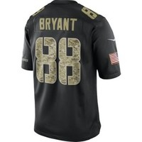 Academy - Nike Men's Dallas Cowboys Limited Salute to Service Dez Bryant #88 Jersey