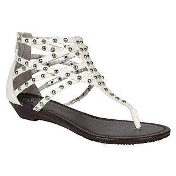 SM New York- -Women's Sandal Alina - White-Gifts-Mother's Day-Shoes