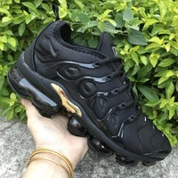 NIKE Air Max Vapormax  Plus Tn Ultra Colorful 3M Sneakers Women Men Sports Shoes B-CSXY Black