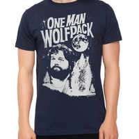 The Hangover One-Man Wolk Pack T-Shirt