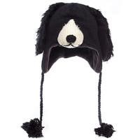 Floppy Dog Peruvian Knit Hat