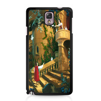 Snow White One Song Samsung Galaxy Note 3 case