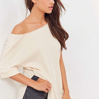 Out From Under Owens Cozy Tunic Top   Urban Outfitters