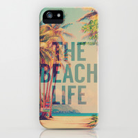 Beach Life iPhone & iPod Case by M Studio