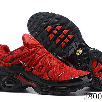 Hcxx 19July 1239 Nike Air Max Plus champagnepapi Retro Sports Flyknit Running Shoes