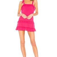 Lovers + Friends Ronnie Dress in Fuchsia | REVOLVE