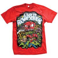 A Day To Remember: Killer Tomato T-Shirt