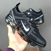 "Nike Air VaporMax 2019 ""Black White"" Running Shoes - Best Deal Online"