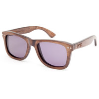 Proof Ontario  Sunglasses Stained Bamboo/Grey One Size For Men 24997241401