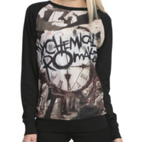 My Chemical Romance Black Parade Pullover Top